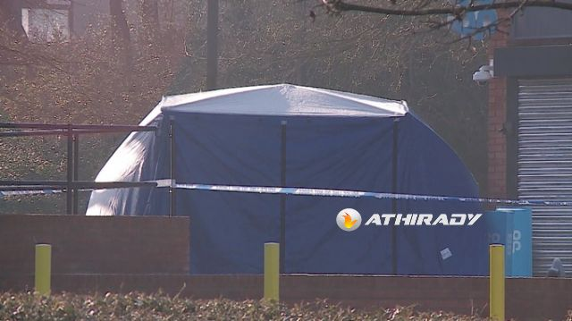 The body of Suren Sivananthan was found in freezing conditions in Great Linford.