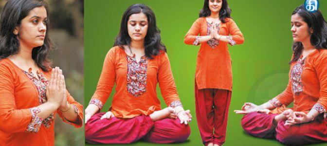 சூரிய நமஸ்காரம்!!  (மகளிர் பக்கம்)